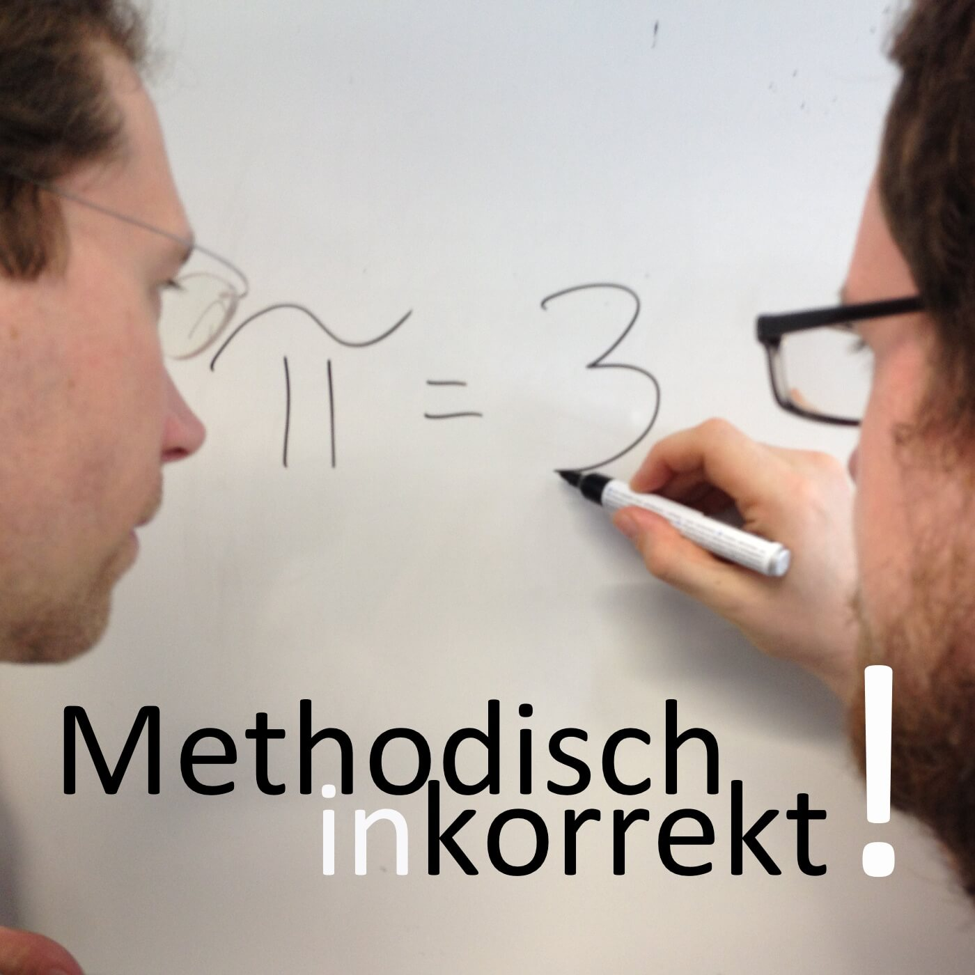 "Podcast ""Methodisch inkorrekt"""