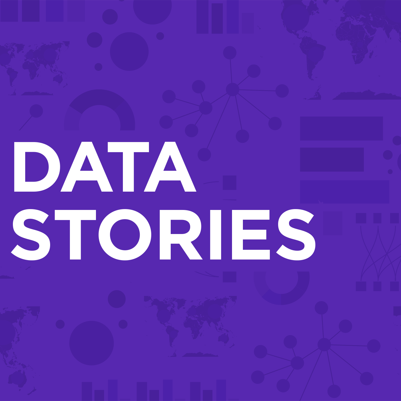 "Podcast ""Data Stories"""