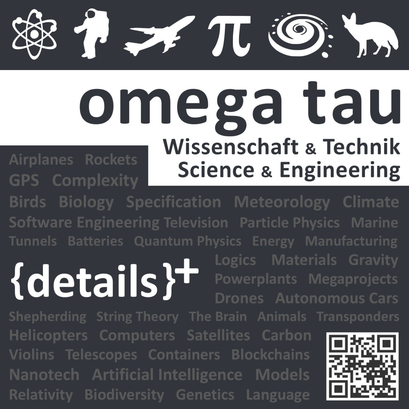 "Podcast ""omega tau"""