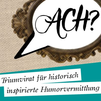 "Podcast ""Ach?"""