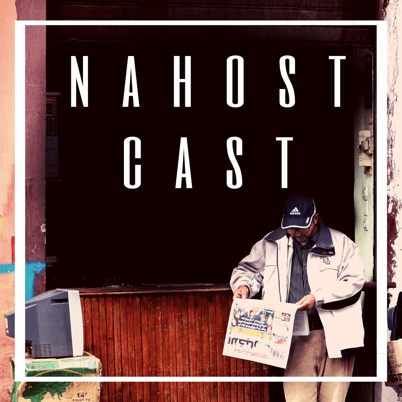 "Podcast ""Nahostcast"""