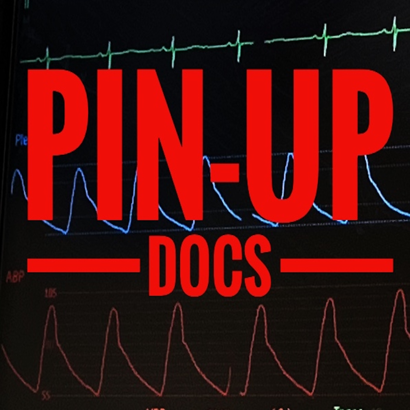 "Podcast ""pin-up-docs – don't panic"""