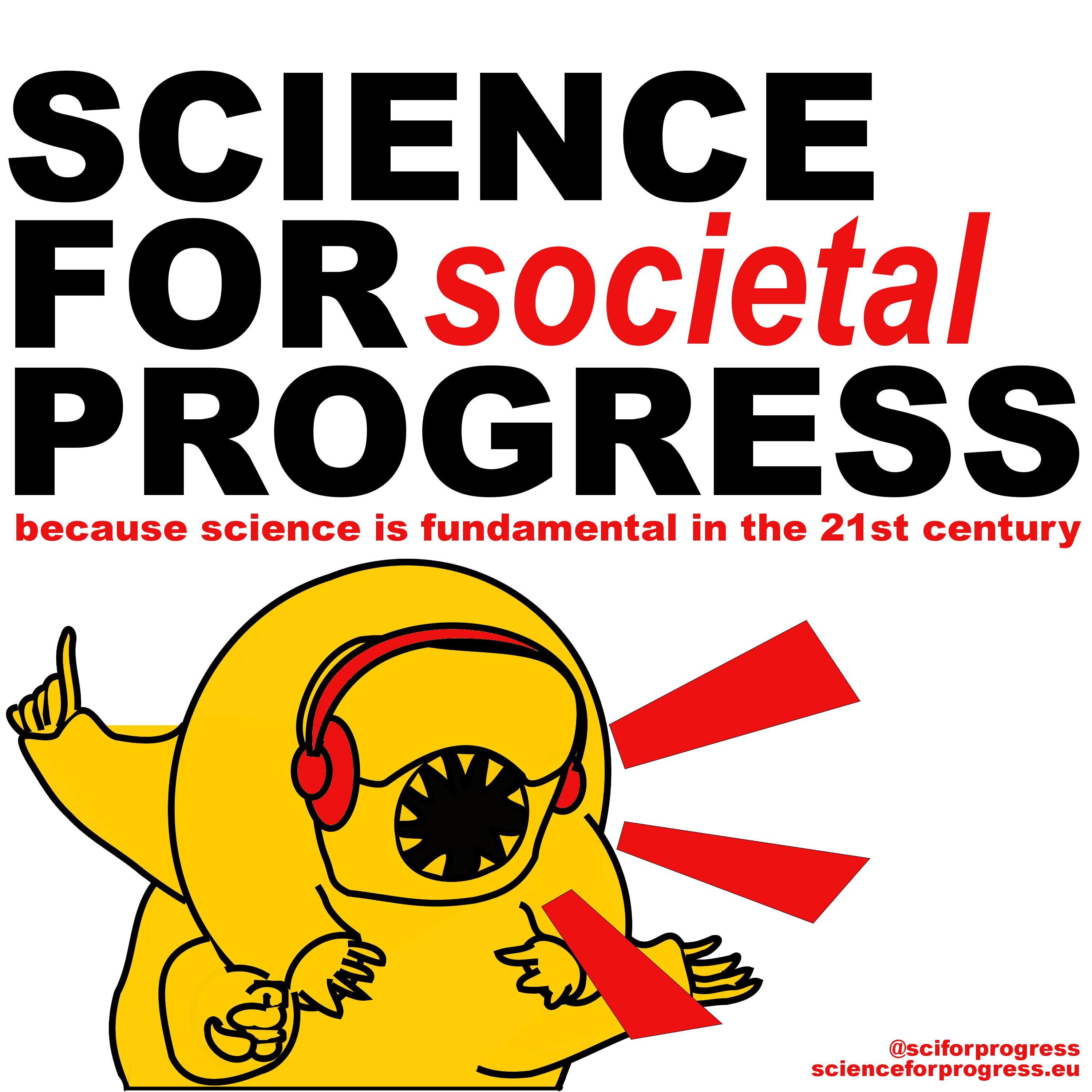 "Podcast ""Science for Progress"""