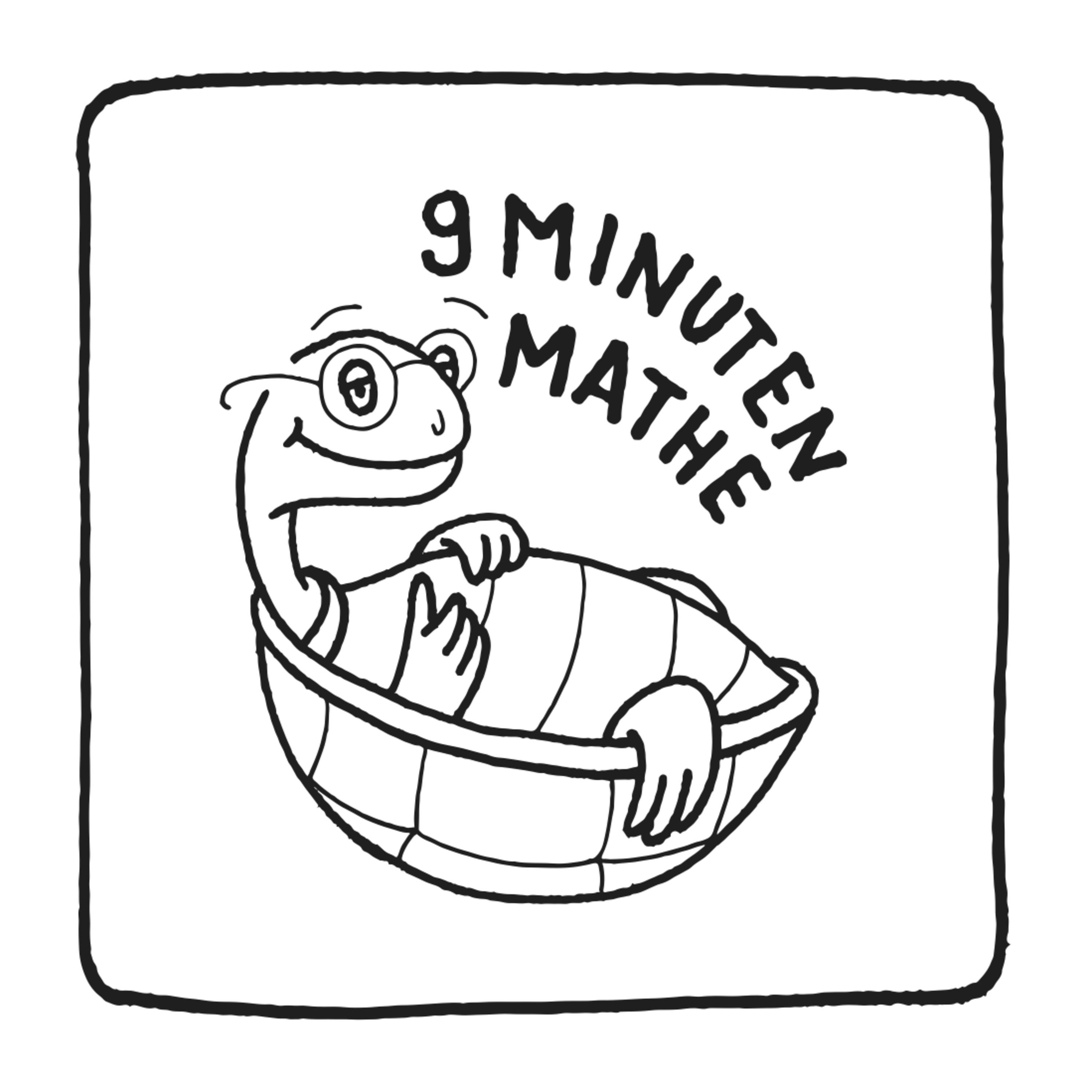 "Podcast ""9 Minuten Mathe"""